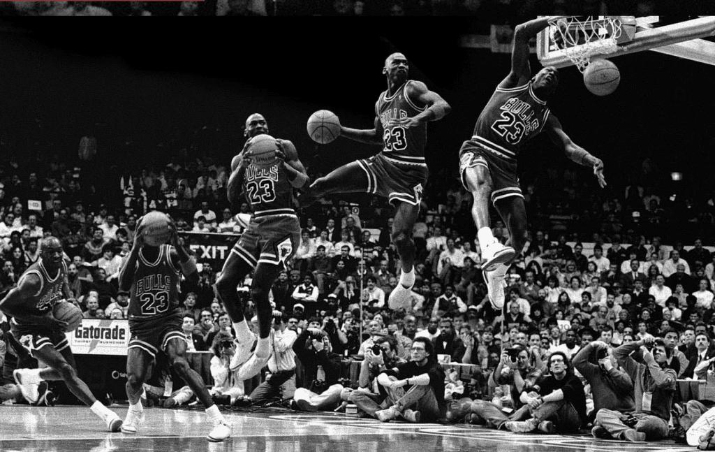Michael Jordan - MJ All Day